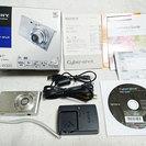 ソニー SONY デジタルカメラ Cybershot W320 シ...