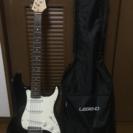 エレキギター LEGEND ケース付き