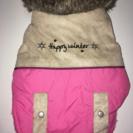 ワンちゃんの洋服 ピンク 1号