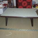 座敷用テーブル(脚折り畳み式)