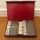 コンパクトな麻雀牌 未使用