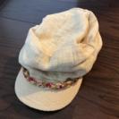 帽子 キャスケット 春