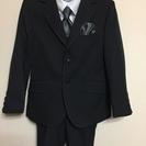 【卒園&入学式】男児用フォーマルスーツ一式(サイズ120)