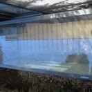 観賞用水槽120cm(ライト付き)