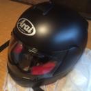 未使用 アライヘルメット HR mono4 61,62