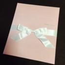 結婚式ゲストブック美品