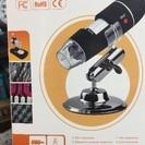 パソコンUSB接続デジタル顕微鏡!