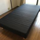 シングルベッド(マットレス一体型)