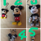ミッキーマウス ストラップ