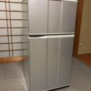 98L冷蔵庫ジャンク品 ハイアール JR-N100C
