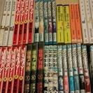 漫画・小説 250冊ほど (浦沢直樹、CLAMP、オノ・ナツメ、宮...