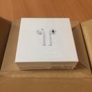 新品未開封! Apple AirPods MMEF2J/A