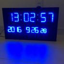 LED壁掛け時計 アメリカンクロック