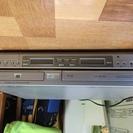 シャープ DVDビデオレコーダー(HDD内蔵VHSビデオ一体型)売...