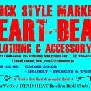Rock Style Market HEART BEAT