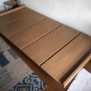 シングル ベッド 【シンプルなデザイン】【解体可】