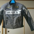 新品・未使用 BRAVE X  ナイロンジャケット Lサイズ