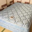 USクイーンサイズベッド