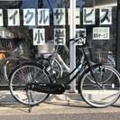 新車販売 26型軽快車 カラー ブラック 近隣地域配送可能!(配送...