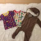 baby GAPベビオール、Tシャツ 3点セット