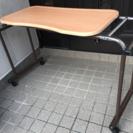デスク テーブルです。