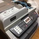 ブラザー複合機 給紙に問題あり FAX送信やスキャナーとして
