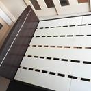 【すのこベット】木製フレームベット(ダブルサイズ)
