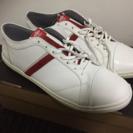 umbro アンブロ スニーカー 赤×白 28.0センチ