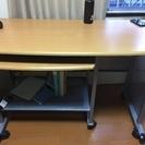 【1/26まで】【取りに来れる方】パソコンデスク&椅子