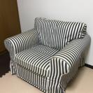 IKEA 1人掛けソファ