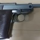 ★ ワルサーP38 モデルガン 重厚 ★