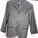 120cm 男の子スーツ上下(シャツ2枚、ネクタイ2本つき)
