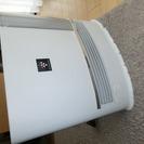 シャープ プラズマクラスター温風&加湿器