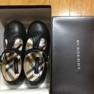 バーバリー 子供 靴 19センチ Burberry 卒園式 入学式...