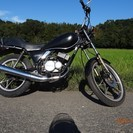『ヤマハRX50』 使用中のバイクですが、