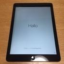 iPad air 16GB スペースグレー cellular model