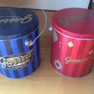 グルメポップコーン缶