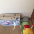 幼児用ロッキングチェア