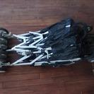 [再出品]グレコ ツインアイボ 横型 二人乗り 双子 ベビーカー