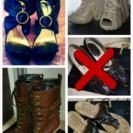 レディース靴4足セット