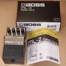 ☆ボス BOSS ML-2 ギター用エフェクター Metal C...