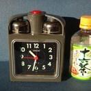 シチズン目覚まし時計(スヌーズ機能付き)