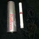 銀イオン加工ストレートアイロン