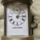 🕰希少フランス製ゼンマイ時計アンティーク雑貨