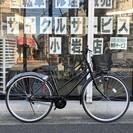新車販売 27型シティサイクル カラー ブラック 近隣地域配送可能...