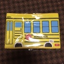新品未使用!こどもが自分で引っ張れるおもちゃ箱  黄色のバス