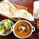 インド・ネパール料理ですが、、、なんかヘンなんです♪