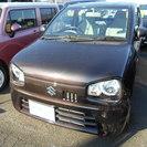 スズキ アルト 660 L(茶) ハッチバック 軽自動車
