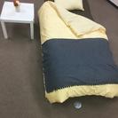 折りたたみ式ベッド 布団セット
