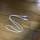 LANケーブル 50cmくらい ほぼ新品